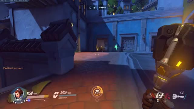 Watch and share Overwatch GIFs and Brigitte GIFs by ehaydon on Gfycat