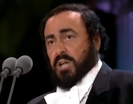 Watch and share Luciano Pavarotti GIFs by Akills on Gfycat
