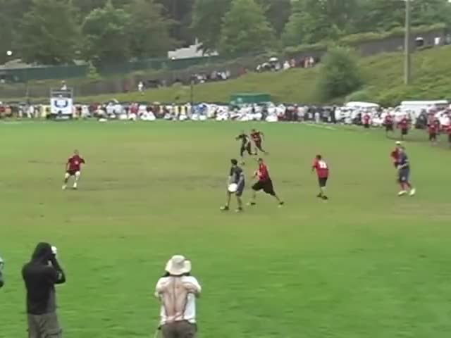 Watch and share Ultimate Frisbee GIFs and Furious George GIFs by n8reiter on Gfycat