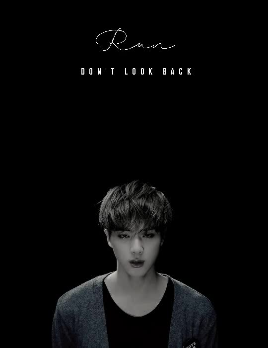 """Watch and share V-jin: """" Run , Don't Look Back GIFs on Gfycat"""
