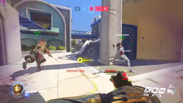 Watch and share Overwatch GIFs and Lucio GIFs by thepoetpyronius on Gfycat