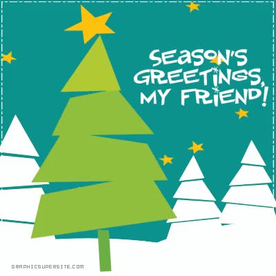 Watch and share Dancing-Tree-Seasons-Greetings.gif GIFs on Gfycat