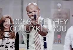 Watch and share Brooklyn Nine Nine GIFs and Cinnamon Roll Meme GIFs on Gfycat