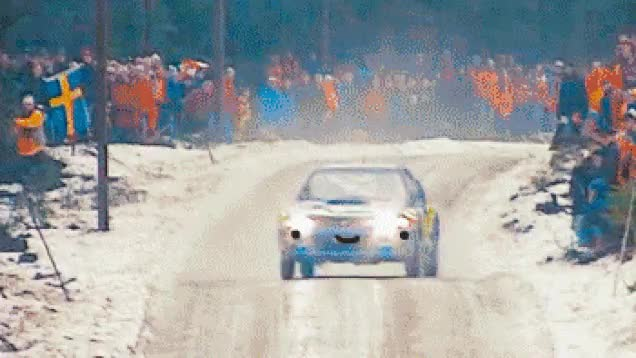 Happy Rally Car : reallifedoodles GIFs