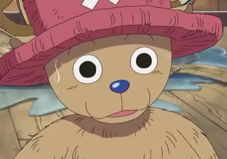 ashamed, bear, blush, chopper, cute, flirt, romance, romantic, shame, shy, sweet, Cute Chopper GIFs