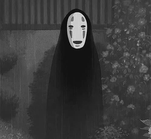 creepy GIFs