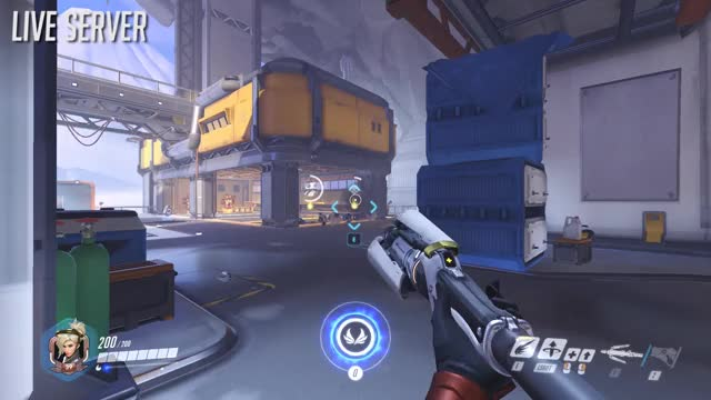 Watch Mercy Nerf GIF by itsjieyang (@its_southpaw) on Gfycat. Discover more related GIFs on Gfycat
