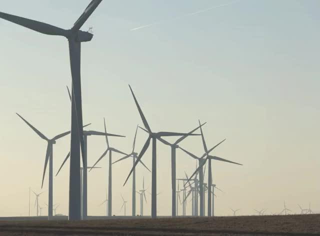 Watch and share Wind Turbines Henrik Kam GIFs on Gfycat