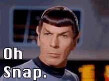 Leonard Nimoy, damn, ohshit, ohsnap, oh snap GIFs
