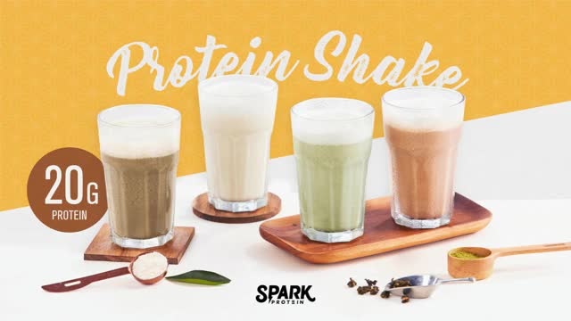 Watch and share Proteinshake-family GIFs by DY on Gfycat