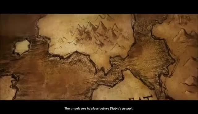Watch and share Diablo 3 Imperius Vs Diablo GIFs on Gfycat