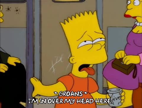 Watch and share Bart Simpson GIFs on Gfycat