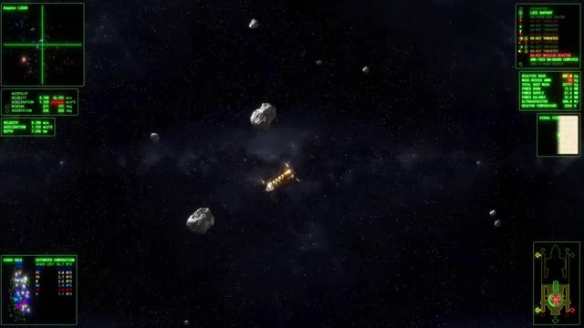 Watch ΔV: Rings of Saturn - Not built for combat GIF by Kodera Software (@kodera) on Gfycat. Discover more deltav, game, gamedev, indie, indiedev, sci-fi, scifi, space GIFs on Gfycat