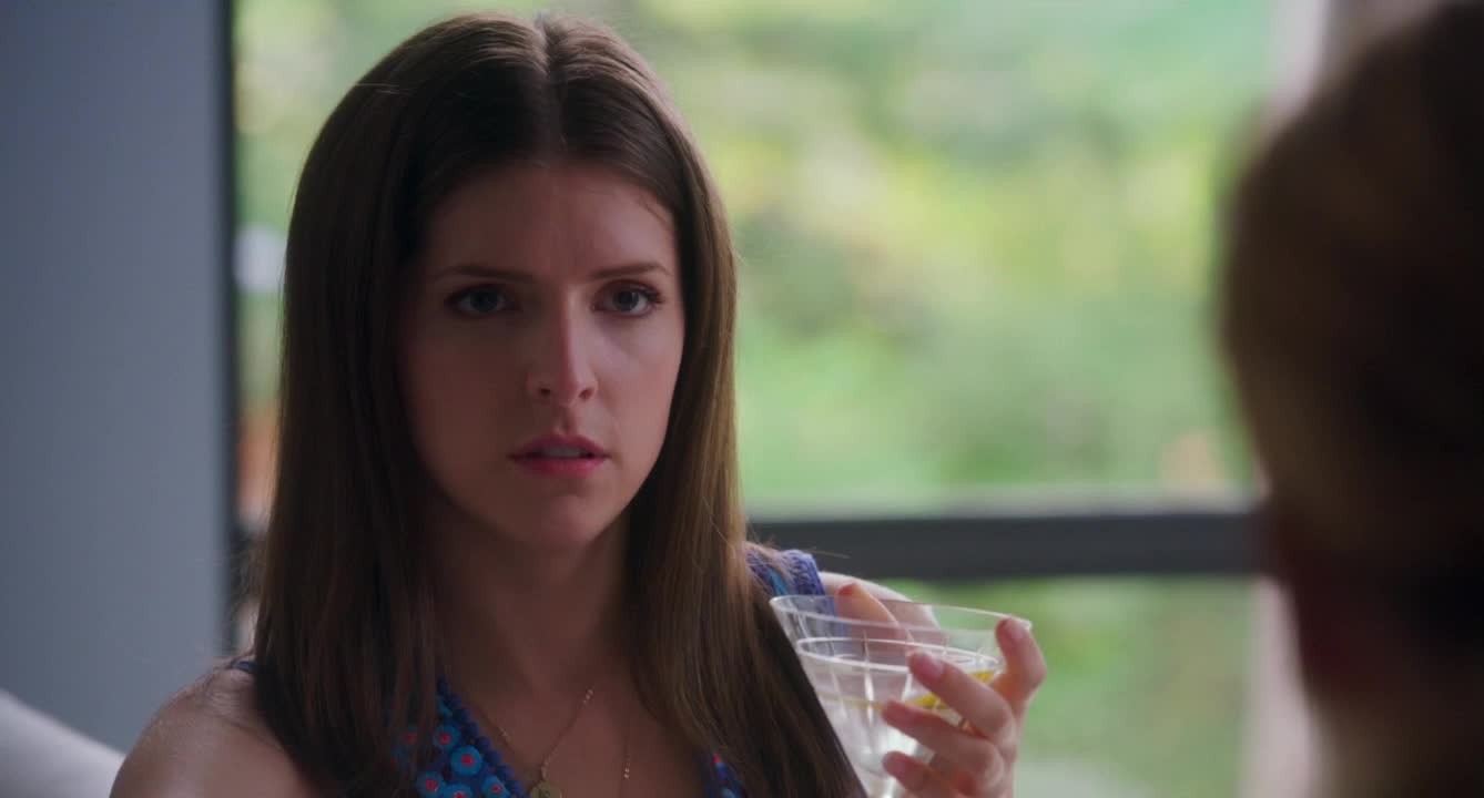 a simple favor, anna kendrick, cool, nudge, wink, A Simple Favor - Wink nudge GIFs