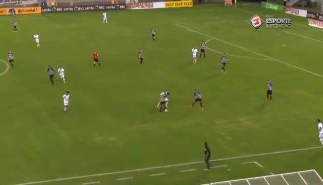 Watch and share Se Liga Na CANETA Do Romero Contra O Luverdense... GIFs on Gfycat