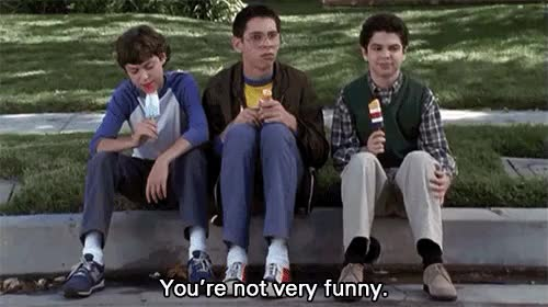Watch and share John Francis Daley GIFs and Freaks And Geeks GIFs on Gfycat