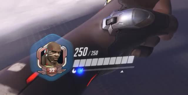 Watch Doomfist Passive GIF by @sneakrat on Gfycat. Discover more related GIFs on Gfycat
