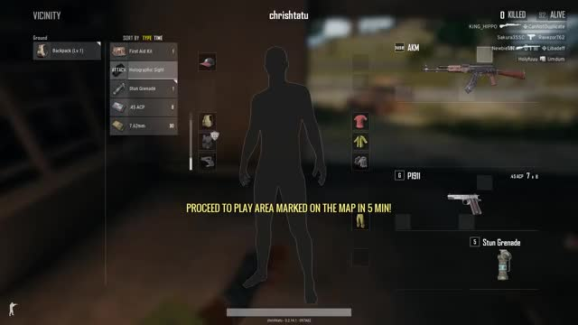 Watch and share Pubg GIFs by chrishtatu on Gfycat