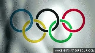 Watch olympic flag GIF on Gfycat. Discover more related GIFs on Gfycat