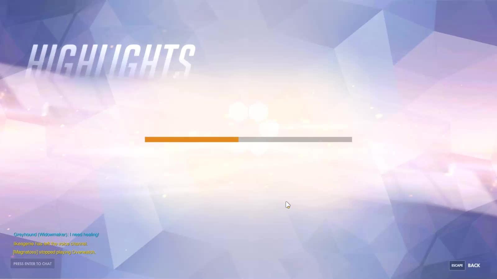 3v3, overwatch, widowmaker, funny play GIFs