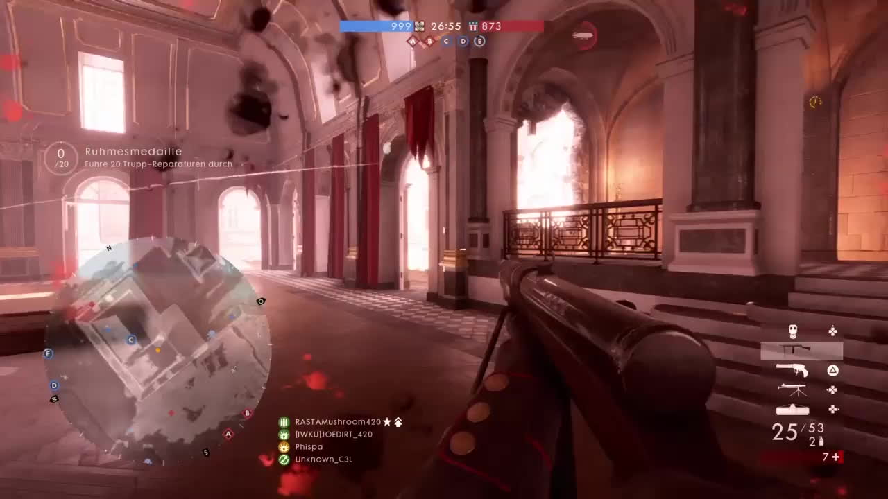 battlefield_one, ps4share, sony interactive entertainment, Battlefield 1 - Victory Dance GIFs