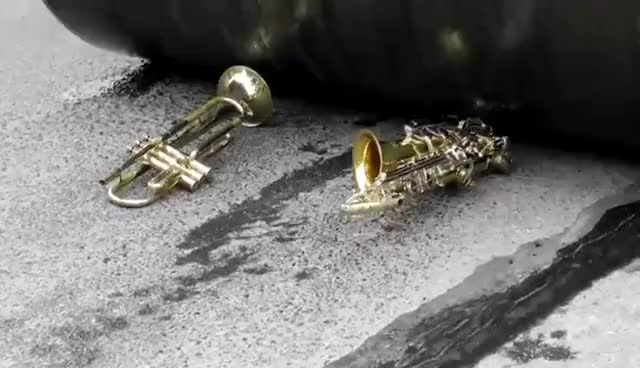 Watch and share Trumpet GIFs and Sax GIFs on Gfycat