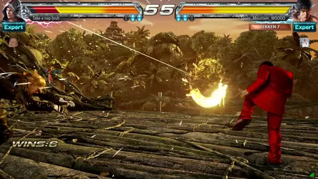 Watch and share Tekken7 GIFs and Tekken GIFs by OrbitalHeel on Gfycat