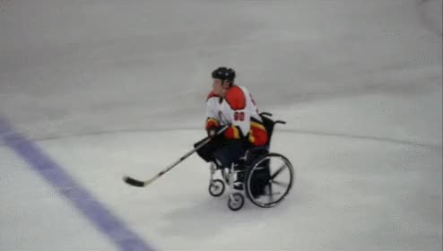 Watch Hockey Boom GIF on Gfycat. Discover more related GIFs on Gfycat