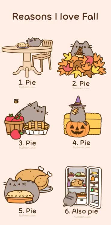 Watch and share Pumpkin Pie GIFs and Apple Pie GIFs on Gfycat