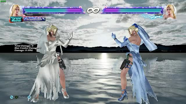 Watch 2-player practice mode GIF by Antyee (@antyeepencow) on Gfycat. Discover more tekken GIFs on Gfycat