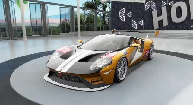 Watch and share FH3 Ford Gt Livery GIFs by voppzy on Gfycat
