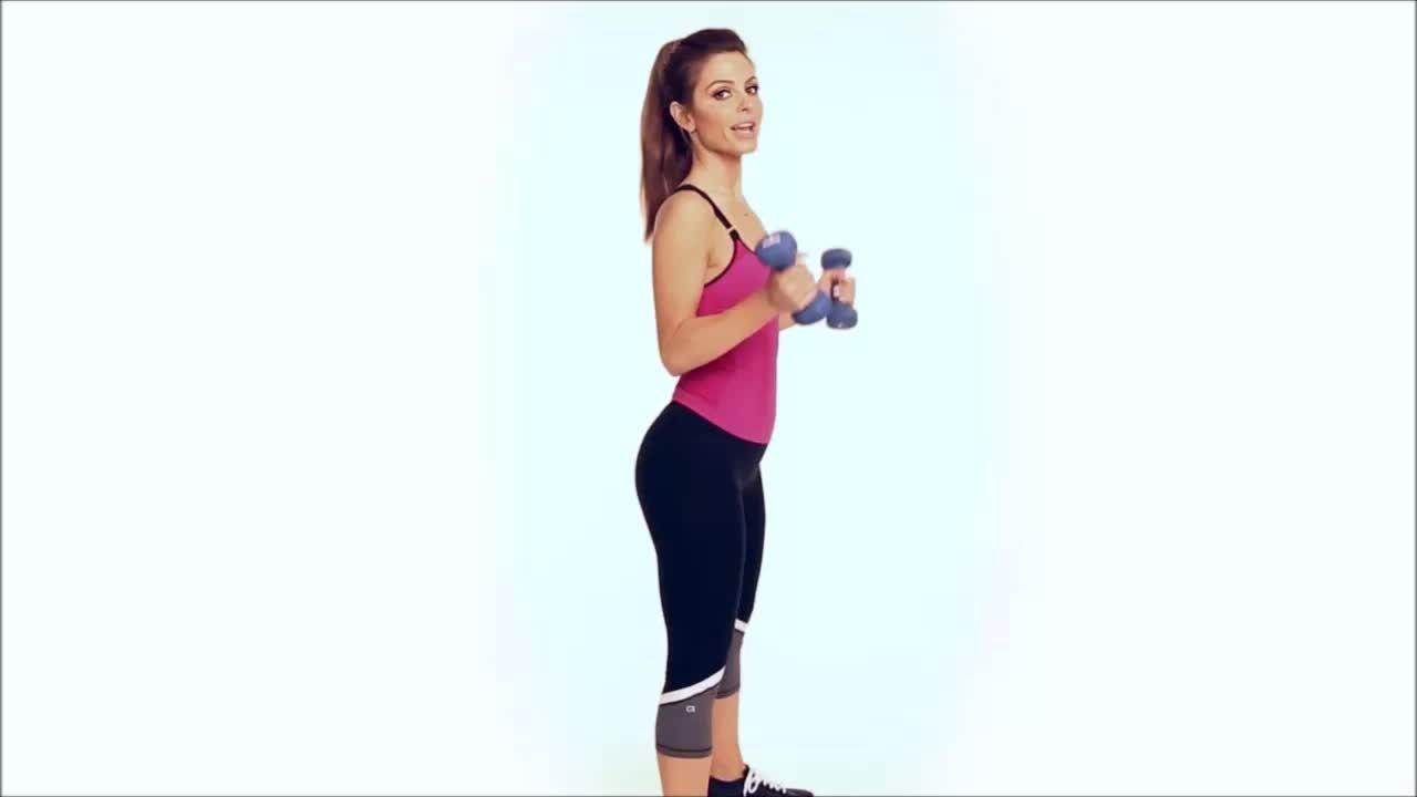 mariamenounos, topcelebgifs, Maria Menounos - workout (by Smoopy) GIFs