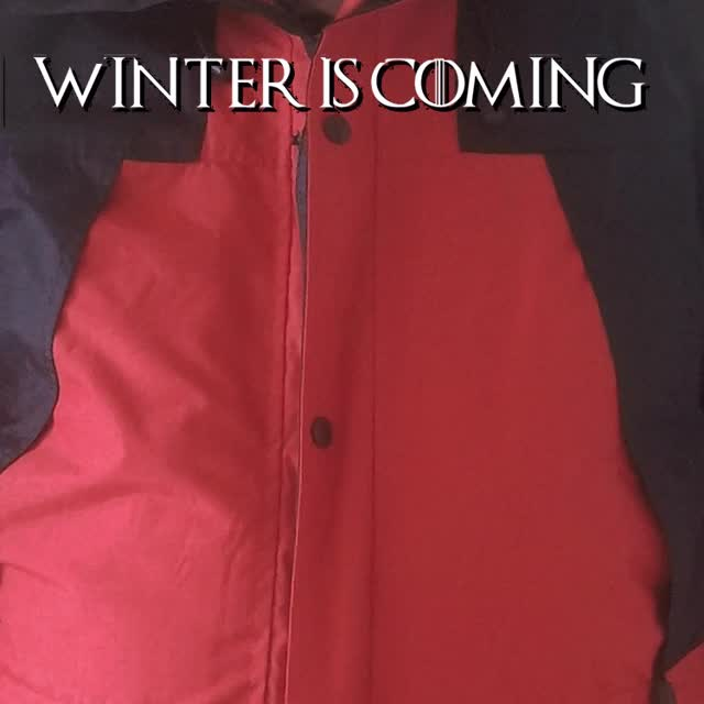 Watch and share Winter Is Coming GIFs by carymiller on Gfycat