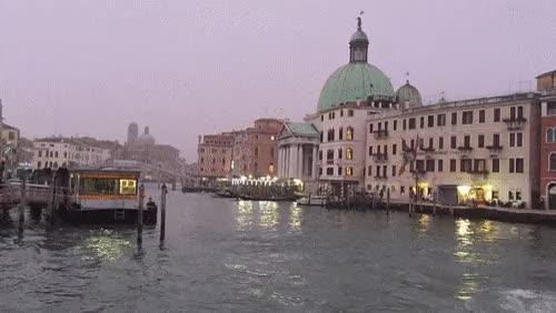 Venice, Italy. GIFs