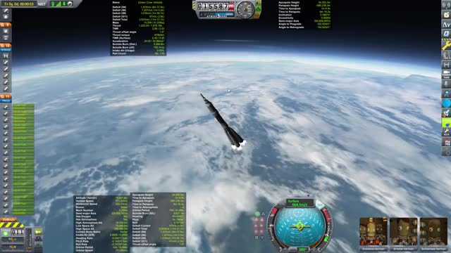 Watch Kerbalev Cross GIF by @snacklessk on Gfycat. Discover more KSP, Soyuz GIFs on Gfycat