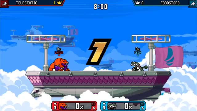 Watch and share Rivals Of Aether GIFs and A Little Messy GIFs by telestatic on Gfycat