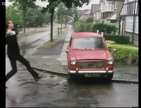 Watch and share Fawlty Towers GIFs and Thrashing GIFs on Gfycat