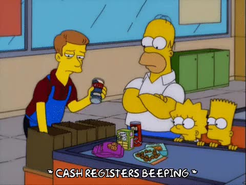 Watch and share The Cash Register GIFs on Gfycat