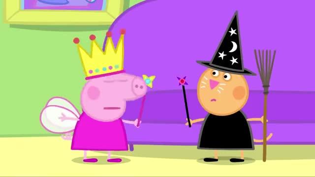 Peppa Pig Wutz Halloween Costume Gif Find Make Share Gfycat Gifs