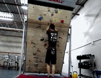 climbing, rock climbing, climbing machine GIFs