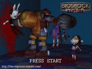 bioshock little sister GIFs