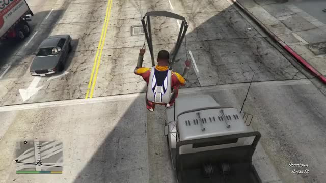 Watch Parachuting Accident GIF on Gfycat. Discover more gaming GIFs on Gfycat