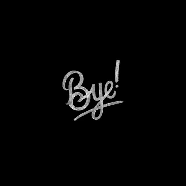 Watch this bye GIF by sannahparker on Gfycat. Discover more bye, farewell, goodbye, later, peace out, see ya, victoria reyes GIFs on Gfycat