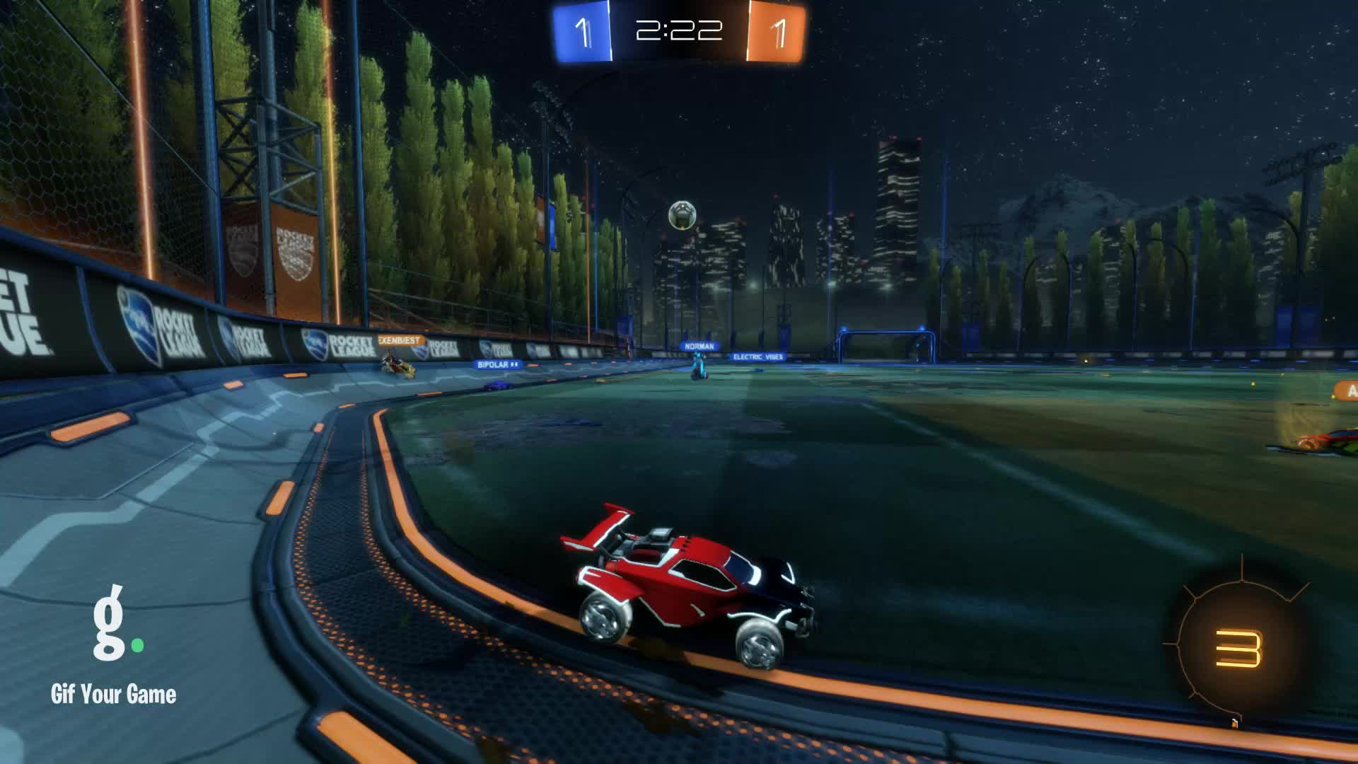 Bhuwant, Gif Your Game, GifYourGame, Goal, Rocket League, RocketLeague, Goal 3: Bipolar 双極 GIFs