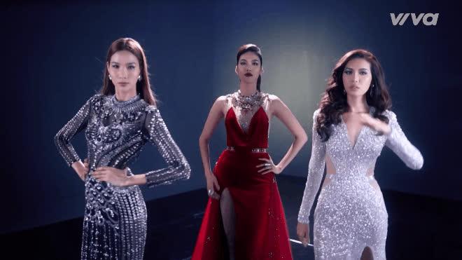 HOT 1000 độ C: Hình hiệu chính thức của The Face Việt Nam 2017 đây rồi!