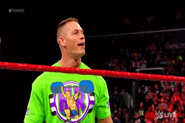 Watch and share John Cena GIFs by Matthew Pack on Gfycat