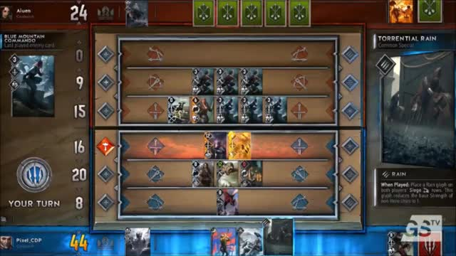 Watch Gwent The Witcher Card Game! E3 Hype! GIF on Gfycat. Discover more thewitcher, xboxe3, youtubee3 GIFs on Gfycat