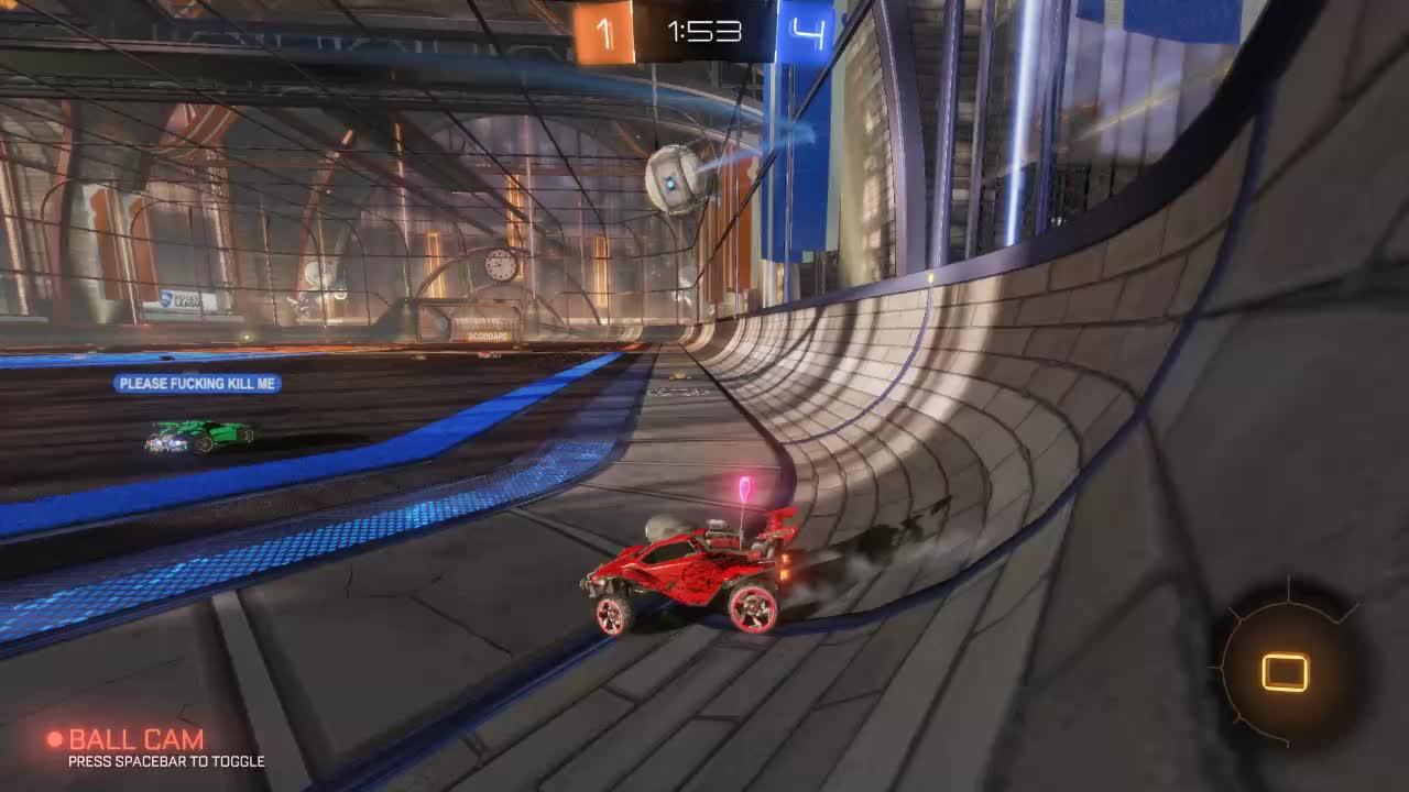 rocket league, gentle save GIFs