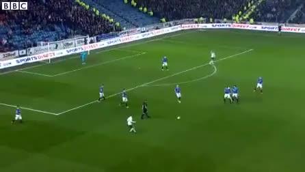 Watch Sensational over-the-shoulder volley from Lewis Stevenson for Hibs v Rangers (reddit) GIF on Gfycat. Discover more scottishfootball, soccer GIFs on Gfycat