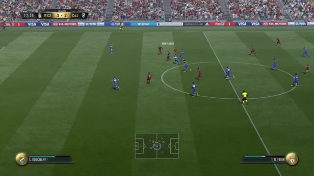 Watch and share Fifa 17 GIFs on Gfycat